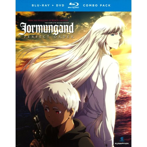 Jormungand: The Complete Second Season [4 Discs] [Blu-ray/DVD]