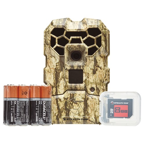 Stealth Cam QS24NGDK Game Camera Combo 12MP