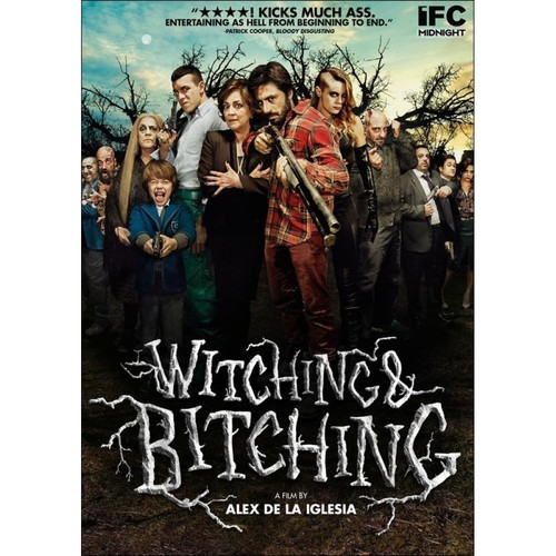 Witching and Bitching [DVD] [2013]