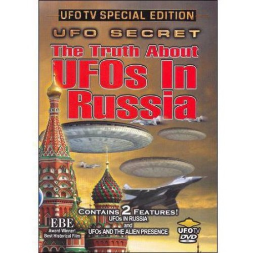 UFO Secret: The Truth About UFOs in Russia [DVD]