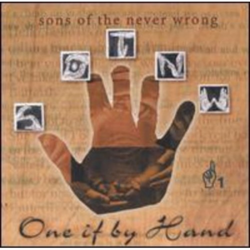 One If By Hand CD (2002)