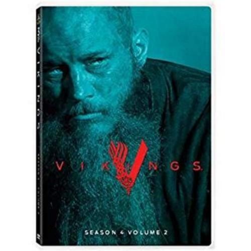 Vikings Season 4 Volume 2 (DVD)