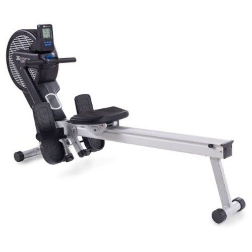 Xterra Fitness XTERRA ERG400 Air & Magnetic Resistance Folding Rower