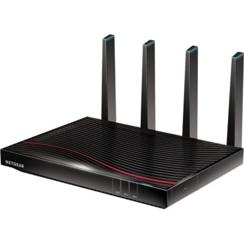 NETGEAR Nighthawk X4S AC3200 WiFi DOCSIS 3.1 Cable Modem Router- C7800