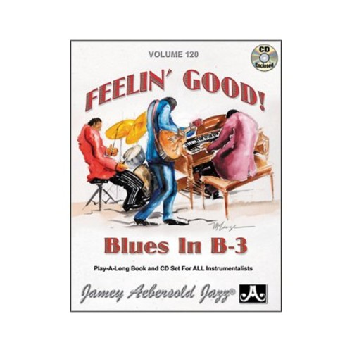 Feelin' Good: Blues in B-3 [CD]