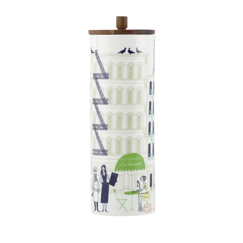 hopscotch about town canister