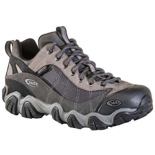 OBOZ Mens Firebrand II Low Waterproof Hiking Shoes