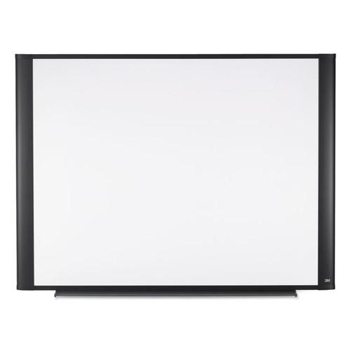 3M Melamine Dry Erase Board 36 x 24 White Aluminum Frame