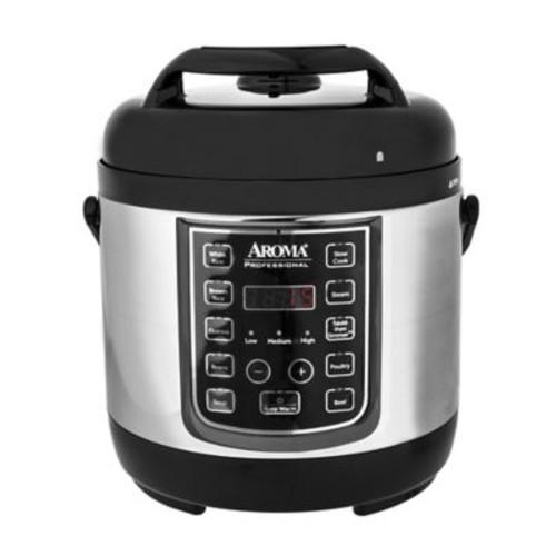 Aroma 2.5-Quart Professional Digital Pressure Cooker