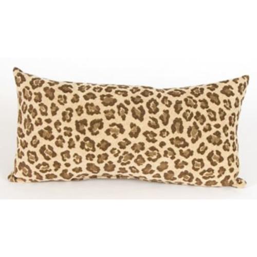 Glenna Jean Tanzania Cheetah Lumbar Pillow
