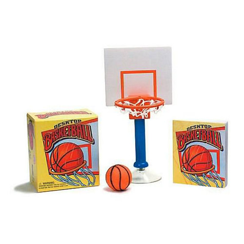 Desktop Basketball: It's a Slam Dunk!
