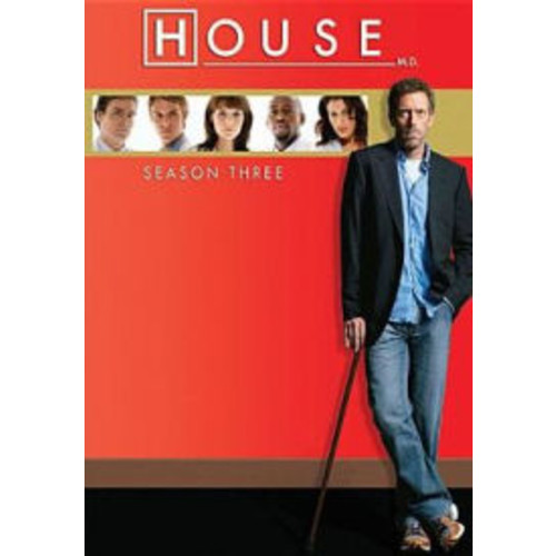 House: Season Three [5 Discs]