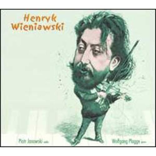 Henryk Wieniawski, Vol. 2 By Piotr Janowski (Super Audio CD (SACD))