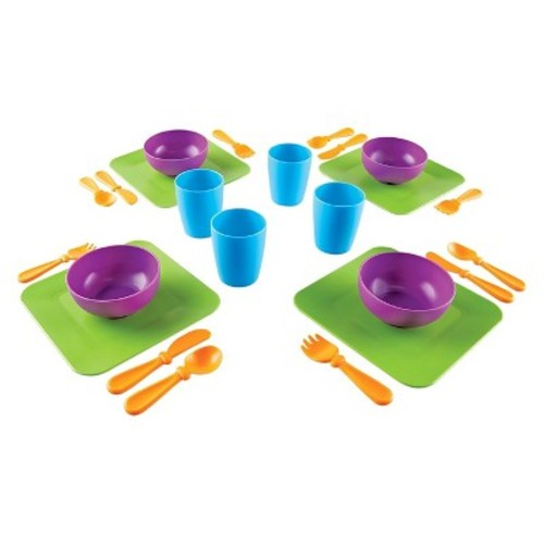 Learning Resources New Sprouts My Very Own Dish Set