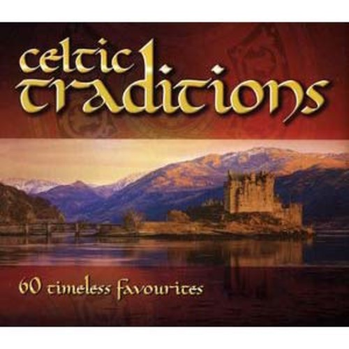 Celtic Traditions By Various Artists (Audio CD)
