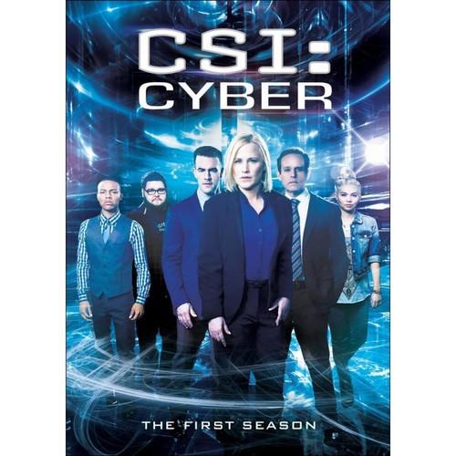CSI: Cyber: Season One [4 Discs] [DVD]