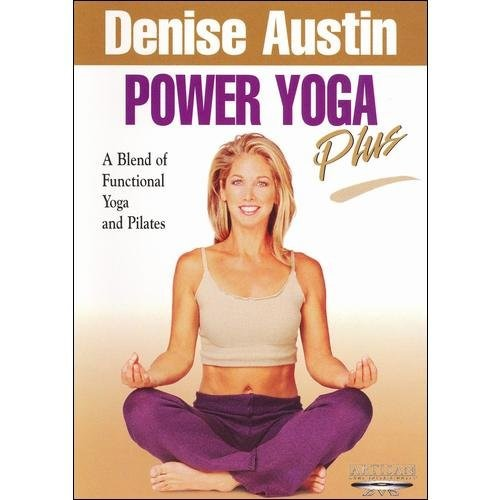 Denise Austin: Power Yoga Plus (DVD)