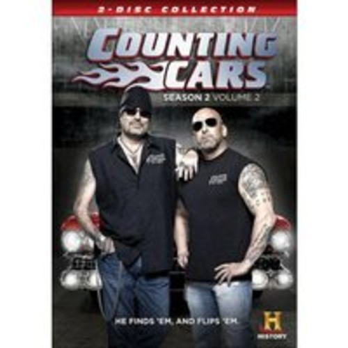 Counting Cars: Season 2, Vol. 2 (2 Discs) (dvd_video)
