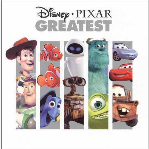 Disney Pixar Greatest Soundtrack