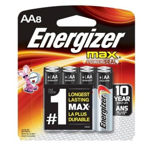 Energizer AA Batteries, Max Alkaline