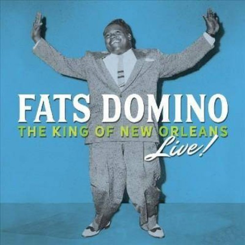 Fats Domino - King Of New Orleans Live (CD)