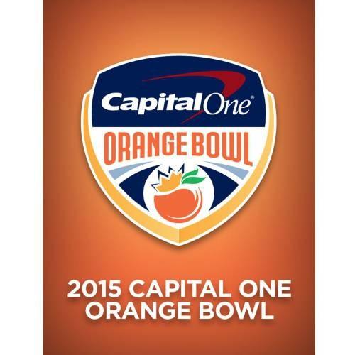 2015 Capital One Orange Bowl Blu-ray and DVD Combo
