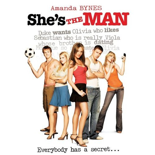 She's the Man [DVD] [2006]