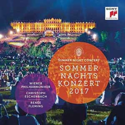 Sommernachtskonzert 2017 / Summer Night Concert 2017 - ESCHENBACH / WIENER PHILHARMONIKER [Audio CD]
