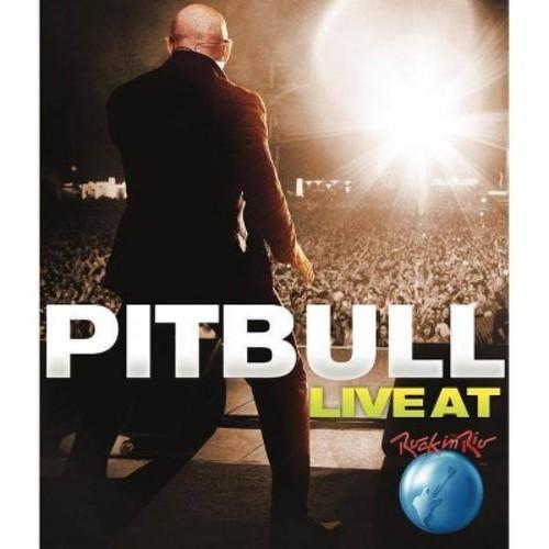 Pitbull: Live At Rock In Rio (DVD)
