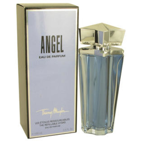 Thierry Mugler Angel Perfume By Thierry Mugler For Women EDP Spray Refillable 3.3 oz