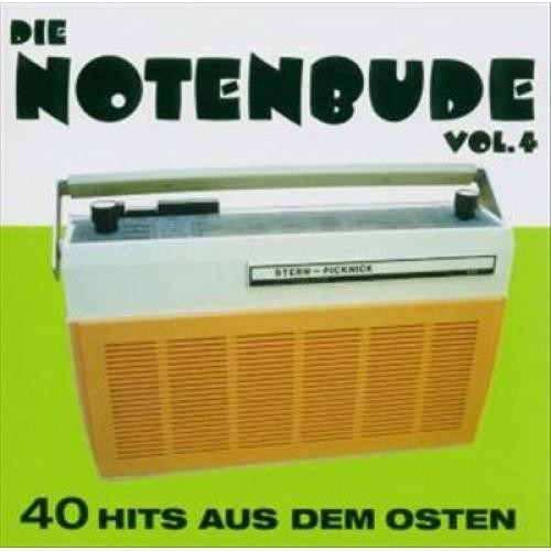 Notenbude, Vol. 4 [CD]
