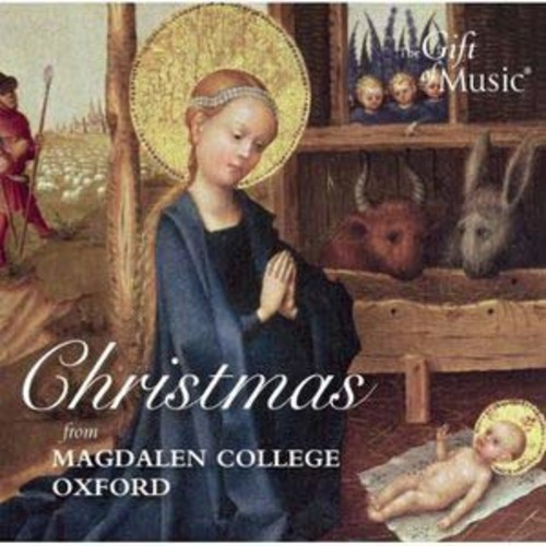 Christmas from Magdalen College, Oxford By David Gerrard (Audio CD)