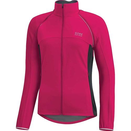 Gore Wear Women's Phantom Lady Plus Gore Windstopper Zip-Off Jacket