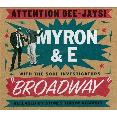 Broadway [CD]