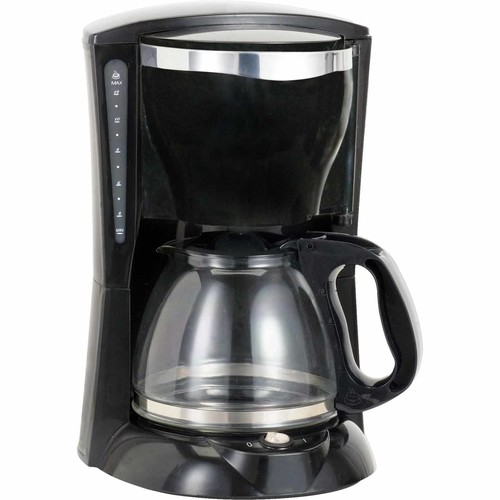 Brentwood 97083231M 12-CUP COFFEE MAKER (BLACK)