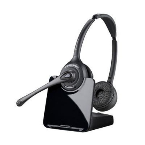 Plantronics CS520 Binaural Wireless Headset System