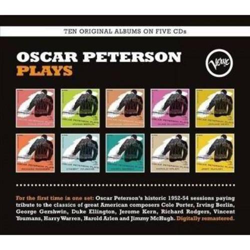 Oscar Trio Peterson - Oscar Peterson Plays (CD)