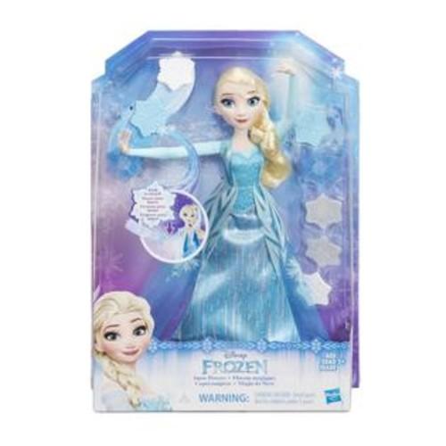 Hasbro,Disney Disney Frozen Snow Powers Elsa Doll - Blonde