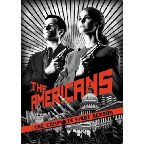 The Americans: The Complete First Season [4 Discs]