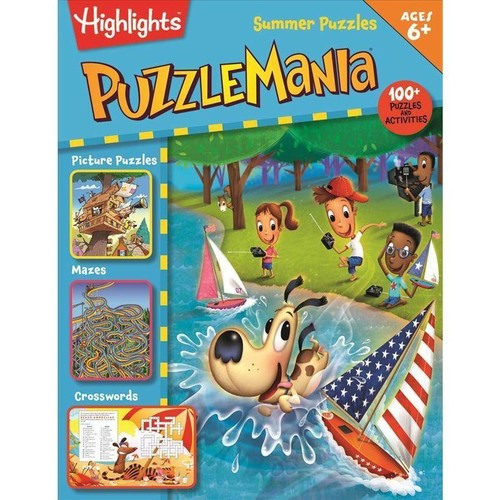 Essential Learning Products Summer Puzzles