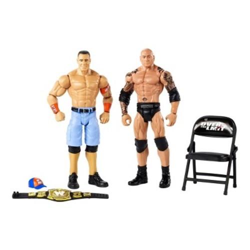 WWE Hall of Champions John Cena Vs Batista Figure 2pk