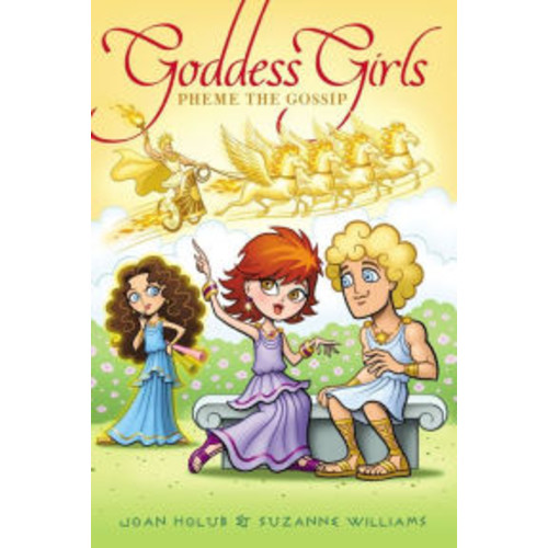 Pheme the Gossip (Goddess Girls Series #10)