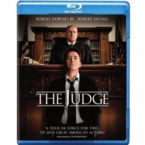 The Judge (Blu-ray + DVD)