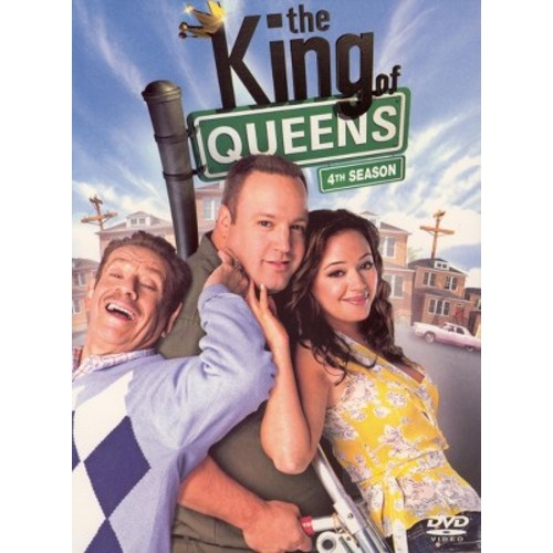 The King of Queens: 4th Season [3 Discs]