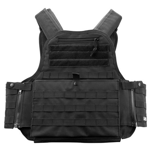 Barska BI12260 Loaded Gear VX-500 Plate Carrier Tactical Vest-Black