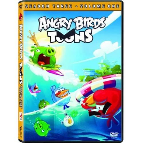 Angry Birds Toons: Season 3, Volume 1 (DVD)