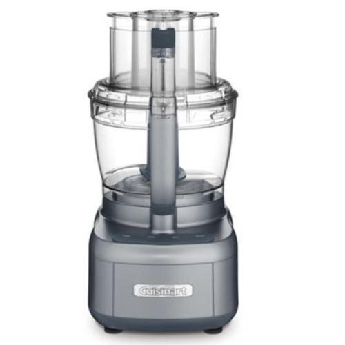 Cuisinart 13 Cup Food Processor in Gunmetal