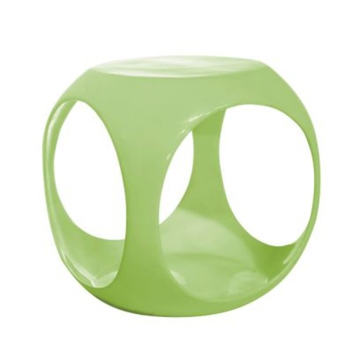 Ave Six SLK36 Slick Accent Table [Green]