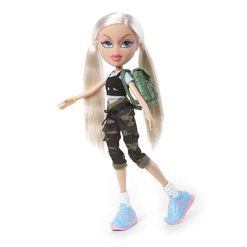 Bratz(R) Fierce Fitness Doll - Cloe