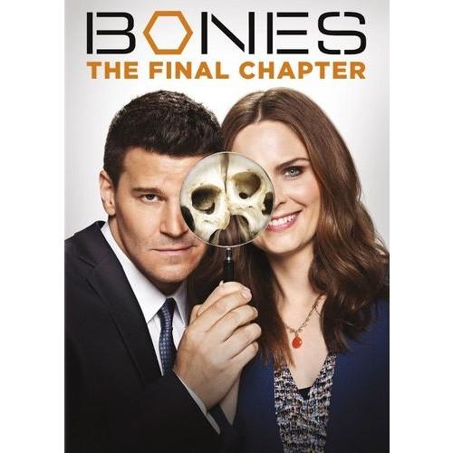 Bones: Season 12 [3 Discs] [DVD]